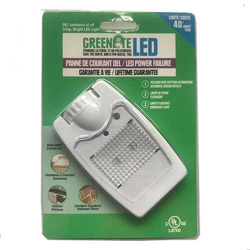 Image For 3-in-1 LED Utility Nightlight by GreenLite