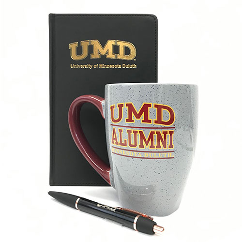 Image For Alumni Journal Gift Pack