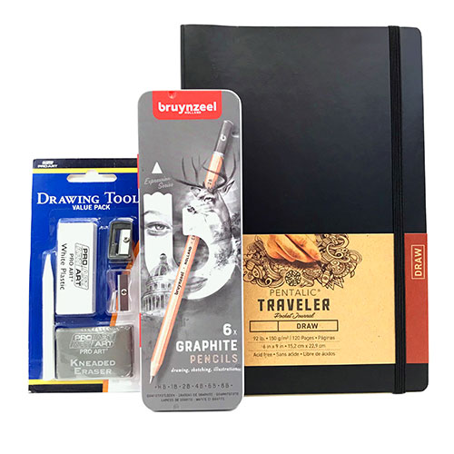 Image For Pocket Journal Gift Set
