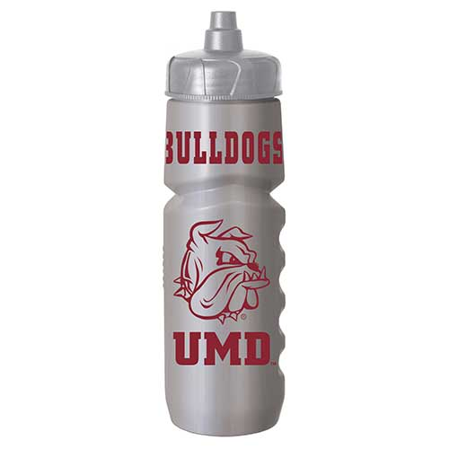 Image For *Bulldogs UMD Bulldog Head Sport Water Bottle by Spirit