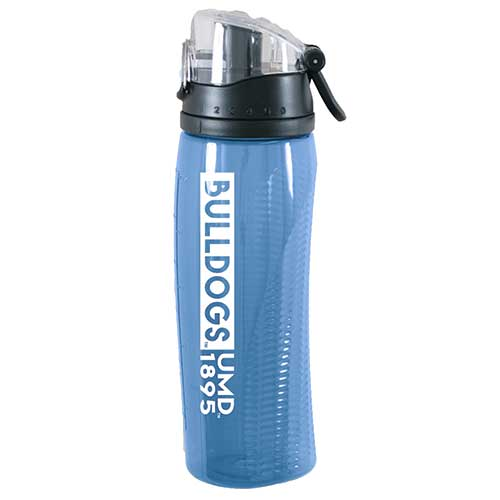 Image For *Bulldogs UMD 1895 Sport Bottle by Spirit - Light Blue