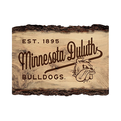 Image For *Minnesota Duluth Bulldogs Barky Sign 9x12 by Legacy