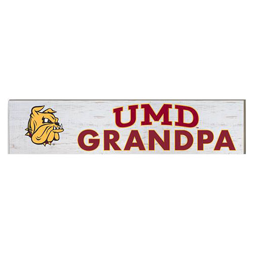 Image For *UMD Grandpa Sign 3x13 by KH Sports Fan