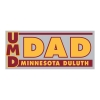 Cover Image for *University of Minnesota Duluth Dad Decal 6x2 by SDS
