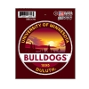 "*Bulldogs Duluth Nature Decal 3.5"" by Potter Decals Image"