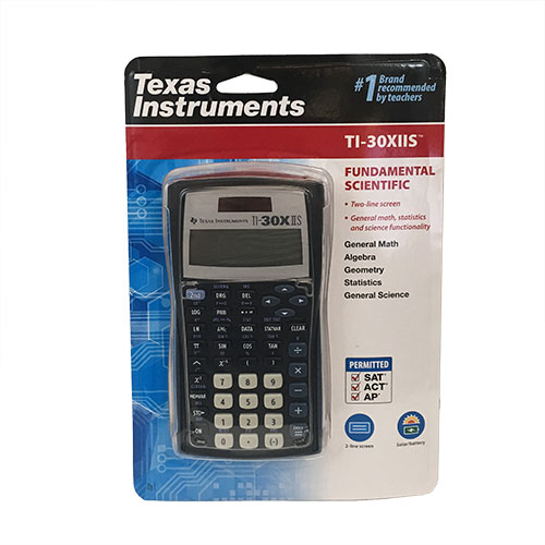 Image For TI-30XIIS Calculator by Texas Instruments