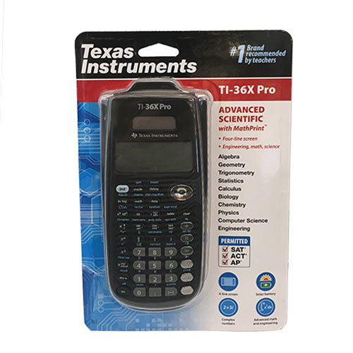 Image For TI-36X Pro Calculator by Texas Instruments