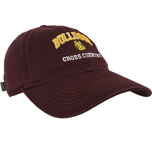 Image For *Bulldogs Cross Country Adjustable Cap by Legacy