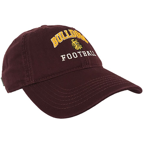 Image For *Bulldogs Football Adjustable Cap by Legacy