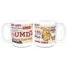 Cover Image for UMD Football Wrap Mug by RFSJ