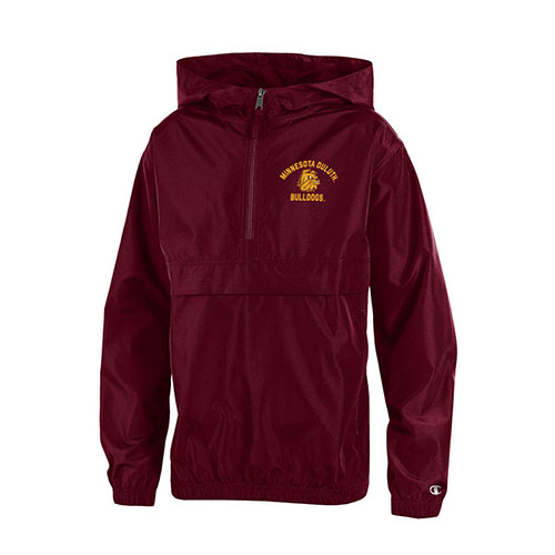 Image For *Youth Minnesota Duluth Bulldogs Packable Jacket by Champion