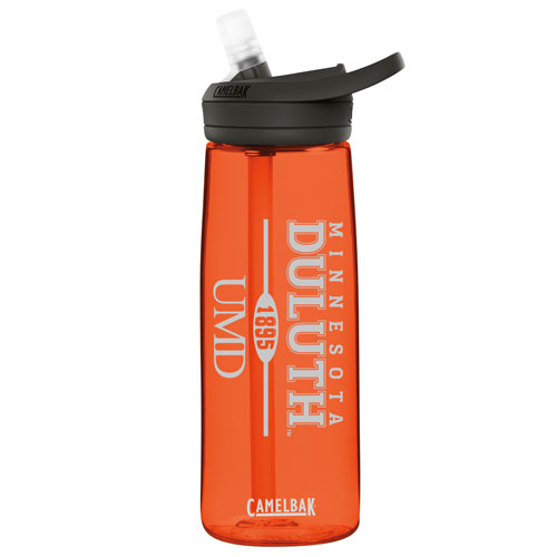 Image For *Minnesota Duluth Camelbak Eddy Water Bottle - Lava