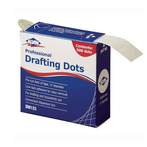 Image For Alvin Drafting Dots