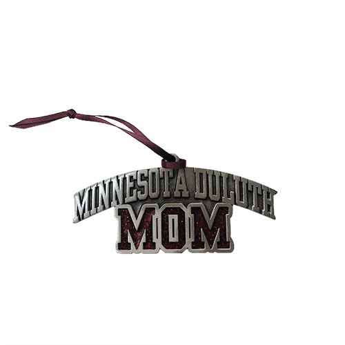 Image For *Minnesota Duluth Mom Pewter Ornament by RFSJ