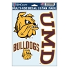 Cover Image for *Bulldog Hockey Assorted Decals by WinCraft - 4 Pack