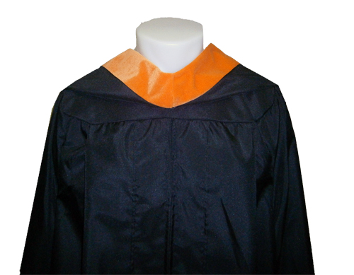 Image For Masters Hood Orange