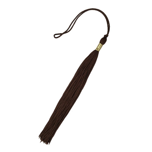 Image For Tassel: Brown