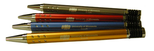 Image For UMD Ballpoint Click Pen