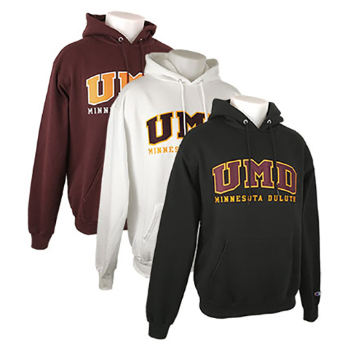 "Image For UMD ""Arch"" Hood by Champion"