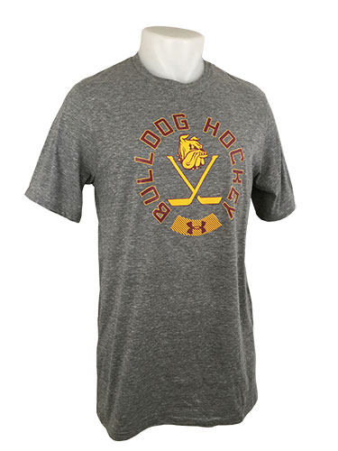 Image For Bulldog Hockey Tee by Under Armour